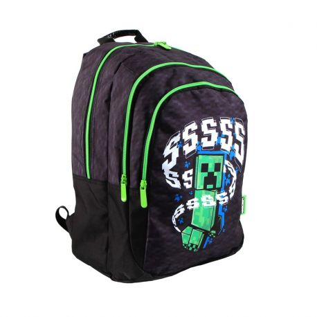 ORGANIZED BACKPACK with Mesh Backing