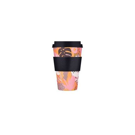 BAMBOO CUP WITH LID TSUNAMI 400ml