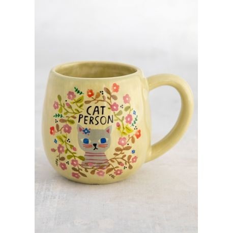 Cup of Mug Cat Person
