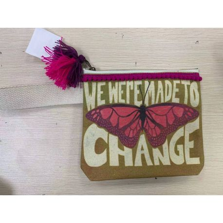 Period Pouch Made to  change