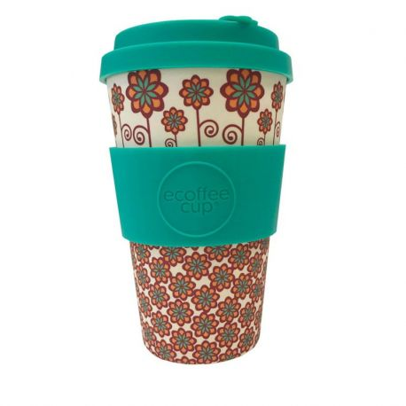 BAMBOO CUP WITH LID STOCKHOLM 400ml