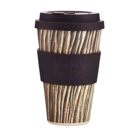 BAMBOO CUP WITH LID BAUMRINDE