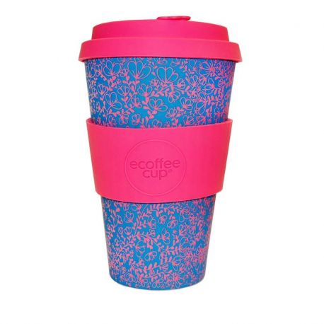 BAMBOO CUP WITH LID DOLCE 400ml