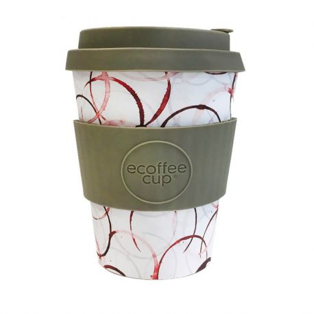 BAMBOO CUP WITH LID TRAIL OF A LIFETIME