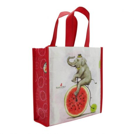 Fruity Scooty Mini Shopper Bag - Elephant