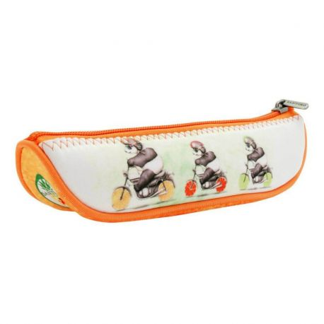Santoro Fruity Scooty Panda Pencil Tin